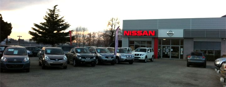 Photo de la concession NISSAN Foix